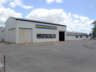 Economical Warehouse On Prominent Eagle Farm Corner - Eagle Farm