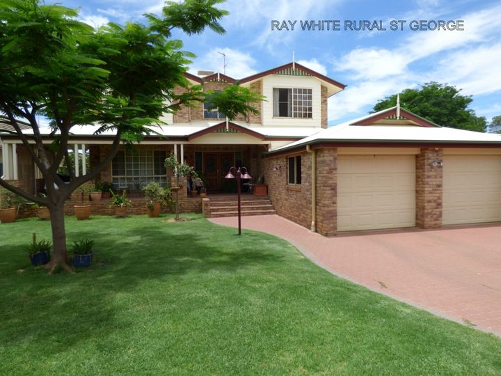 184 St Georges Terrace, St George, QLD