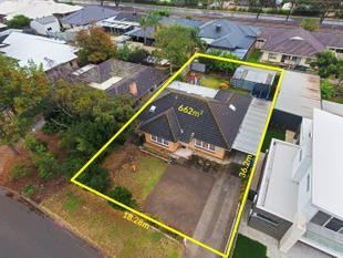 ** UNDER CONTRACT ** Plenty of potential & options here for a variety of buyers - Grange