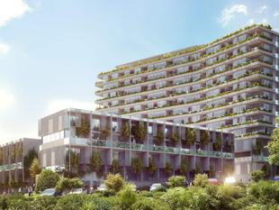 High End - 'The Rise' in Union Green - Auckland Central