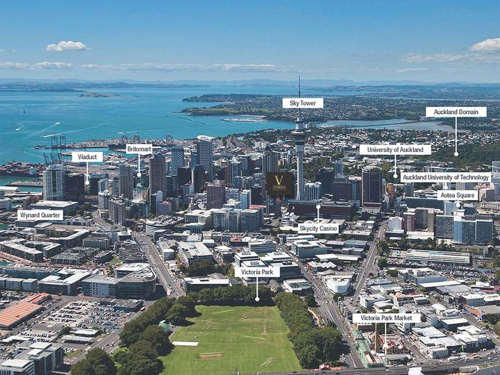 406/75 Victoria Street West, Auckland Central, Auckland City