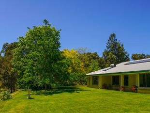 STUNNING & DIVERSE 50 ACRE FARM - Nannup