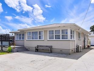 Two Properties - Two Titles  A rare find! - Papakura