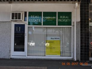 Commercial shop in Prime on main street - Cootamundra