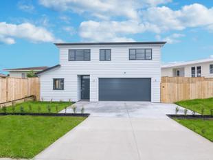 Brand New Home Awaits For You - Papakura