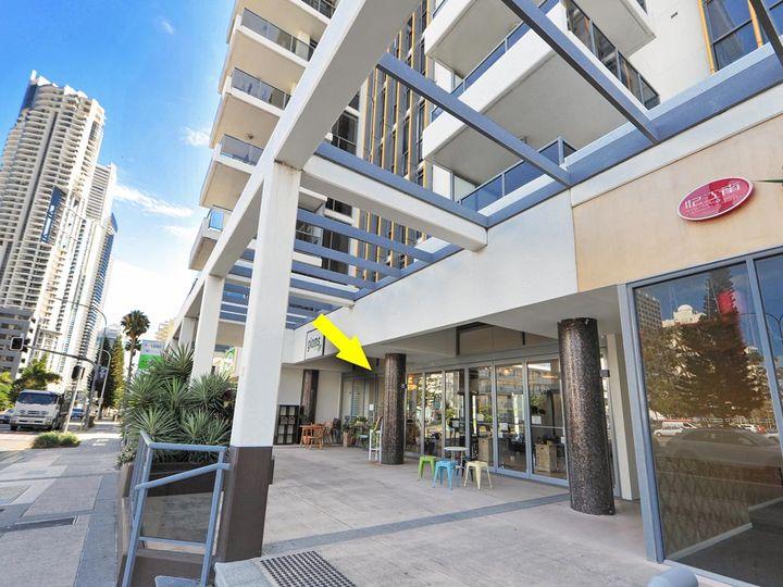 403/70 Ferny Avenue, Surfers Paradise, QLD