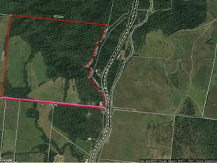 APPROX 175 ACRES WITH APPROX 80 ACRES USEABLE FOR CATTLE, BANANAS OR PAWPAWS - Warrubullen
