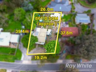HUGE DEVELOPMENT POTENTIAL - DON'T MISS OUT! - Bayswater North