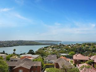 Top Floor Unit with Magnificent Water Views - Mosman