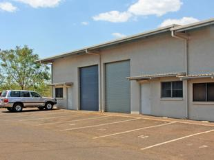 Strata Warehouse + Secure Rear Yard - Winnellie