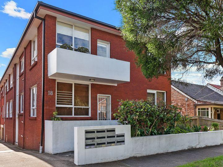 4/18 George Street, Marrickville, NSW