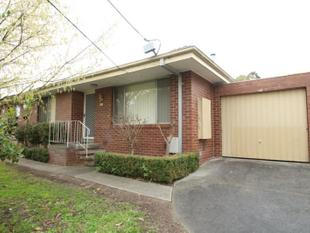 Perfecly located 2 Bedrooms Unit! - Ringwood East
