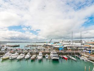 AMERICAS CUP PANORAMA - Auckland Central
