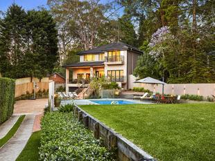 Grand Scale Family Luxury - A Resort Lifestyle upon 1912sqm - Lane Cove