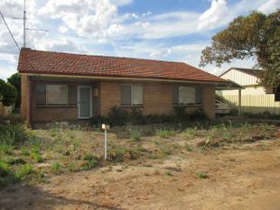 Brick and Tile Home in Quiet Street - Katanning