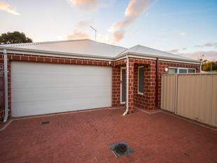 NO STRATA FEES FOR A 2012 BEAUTY DEFINITELY BEST VALUE IN BALGA - Balga