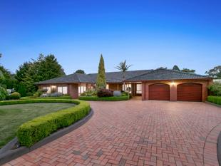 Generous home on park-like gardens - Frankston South