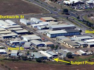 Small Warehouse Unit - For Lease - Garbutt