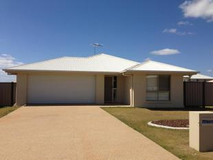 BREAK LEASE ~ Modern 4 Bedroom Home with Colourbond Fencing - Gracemere