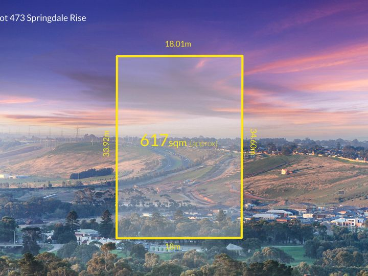 Lot 473 Springdale Rise, Highton, VIC