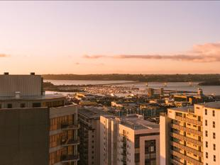 Location Views and Brand New - Auckland Central