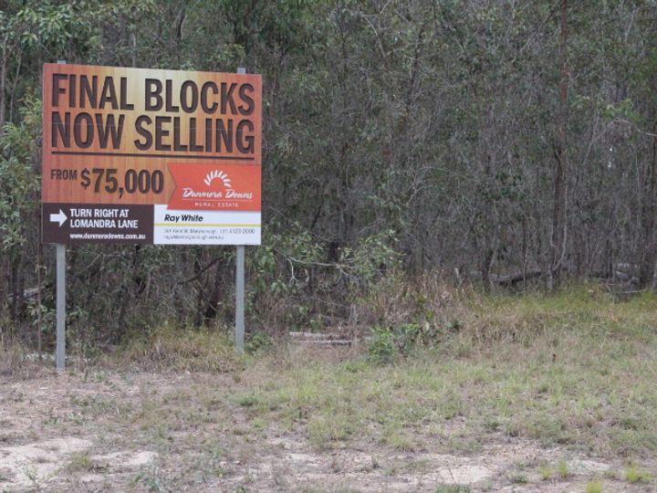 Lot 18 Lomandra Lane, Dunmora, QLD