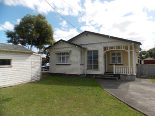 First Home Or Rental Investment - Wanganui East