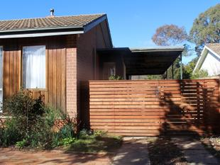 Refurbished Two bedroom duplex with private back yard- UNDER APPLICATION!! - Hackett