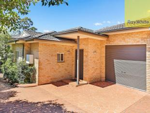 TORRENS TITLE VILLA OFFERS LOW-MAINTENANCE MODERN LIVING - Wentworthville
