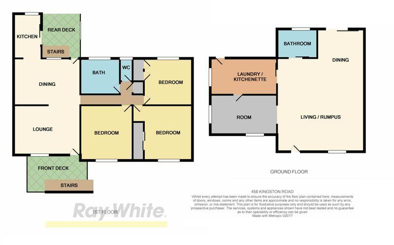 Floorplan  sc 1 st  Ray White & 456 Kingston Road Kingston QLD - Residential House for Sale pezcame.com