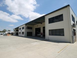 FOR LEASE - FREESTANDING INDUSTRIAL BUILDING - Capalaba