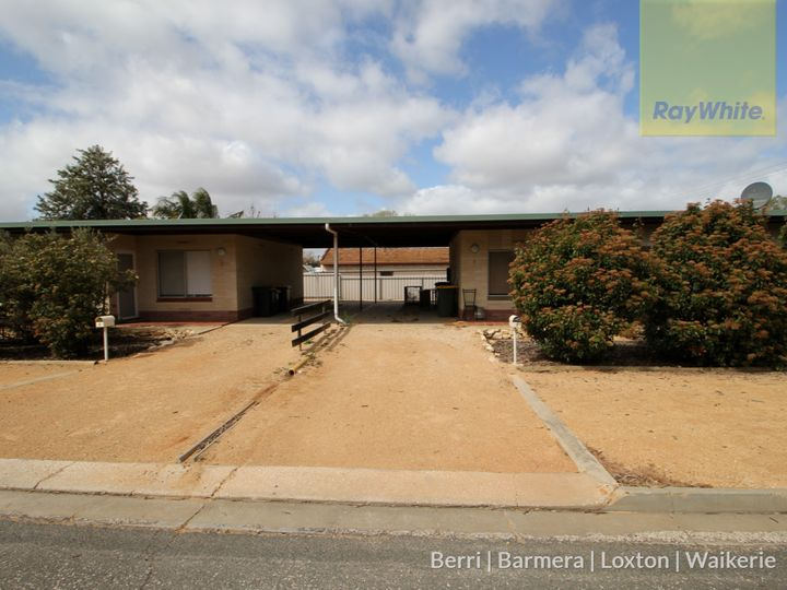 Units 1-4, 57 Tobruk Terrace, Loxton, SA