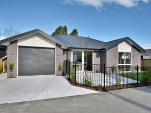 VACANT NOW & READY TO MOVE IN BY CHRISTMAS - Mosgiel