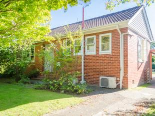West Side Beauty!!! BEO $259,500 - Masterton