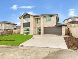 Charming and Spacious Family Home - Papakura