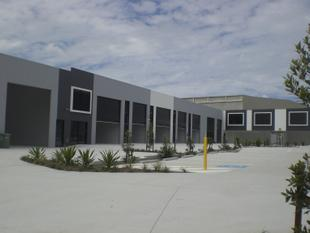 Brand New 122 m2 Factory/Warehouse Unit - Arundel