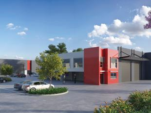 Quality new industrial complex - Ormeau