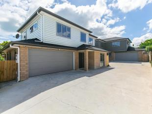 Trendy Townhouse Living - Howick