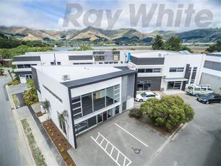 58m2* Office By The Sea - Ferrymead