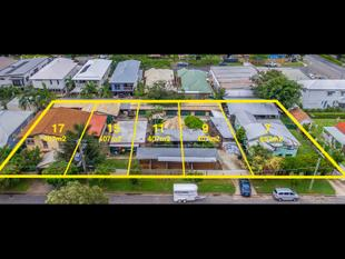 A massive 2,235m2 on 5 lots - Hendra