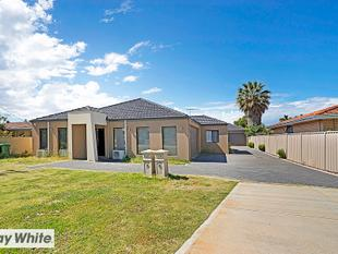 LOVELY REAR DUPLEX 3 X 2 - Dianella