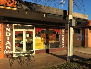 Cafe / Restaurant Furnished & Fitted Out - Benalla