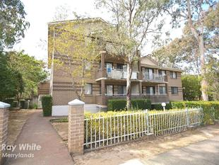TOP FLOOR, TOP SUNLIGHT, TOP UNIT! - Merrylands