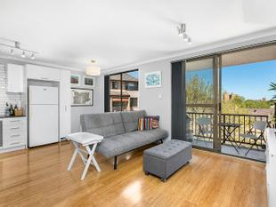 Refreshed lifestyle apartment in superb location - Surry Hills
