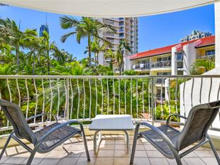 Under Instruction to Sell This Anchordown Unit - Surfers Paradise