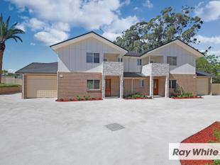 NEWLY COMPLETED HOMES for SENIORS HOUSING - Lidcombe