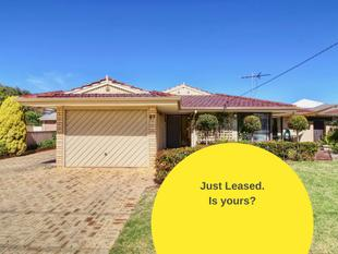 Just Leased! Is Yours? - Shoalwater