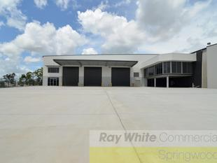 1,160sqm Warehouse On The Logan Motorway - Meadowbrook