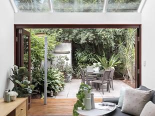 Stylish urban oasis with creative scope - Enmore
