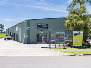Secure Compact Industrial Shed | Fully Self-Contained | Yandina Industrial Estate - Yandina
